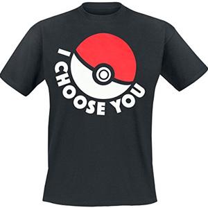 Marca estilo en la calle con las camisetas de Pokémon. Cuando salgas a cazar Pokemon no olvides vestir como un gran entrenador Pokémon