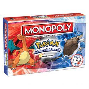 Para jugar en familia a la moda Pokémon que mejor que los juguetes de Pokémon. Disfruta en grupo de una tarde de juegos.