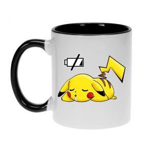 Para tomar un trago de café que te de energías necesitas un taza de Pokémon con un diseño espectacular. Elige la de tu Pokémon preferido