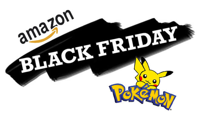 black friday tienda online pokemon
