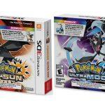 Presentados los bundles de Pokémon Ultrasol y Ultraluna para Norteamérica