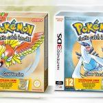 Ya disponibles Pokémon Edición Oro y Pokémon Edición Plata para Consola Virtual de 3DS