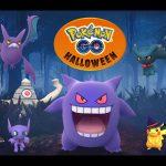 Un nuevo evento de Halloween llega a Pokémon GO