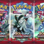 Ya está disponible la expansión Sol y Luna: Invasión Carmesí del Juego de Cartas Pokémon