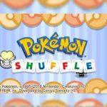 Pokémon Shuffle llega a la versión 1.5 con varias novedades