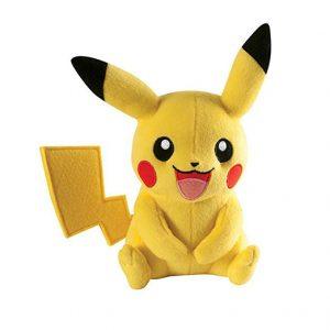 En DePokemon.com encontrarás una extensa colección de peluches de Pokémon para decorar tu habitación o para regalar a tu mejor amigo.