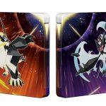 Presentada la versión Steelbook de Pokémon Ultrasol y Ultraluna