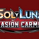 La expansión Sol y Luna Invasión Carmesí del Juego de Cartas Pokémon llegará en Noviembre