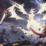 El sitio oficial de Pokémon Ultrasol y Ultraluna presenta a Ultra Necrozma y Naganadel