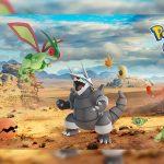 Nuevos Pokémon de Hoenn ya disponibles en Pokémon GO