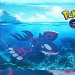 Kyogre ahora disponible en batallas de Incursión de Pokémon GO