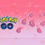 Pokémon GO  se une a la celebración del Día de San Valentín